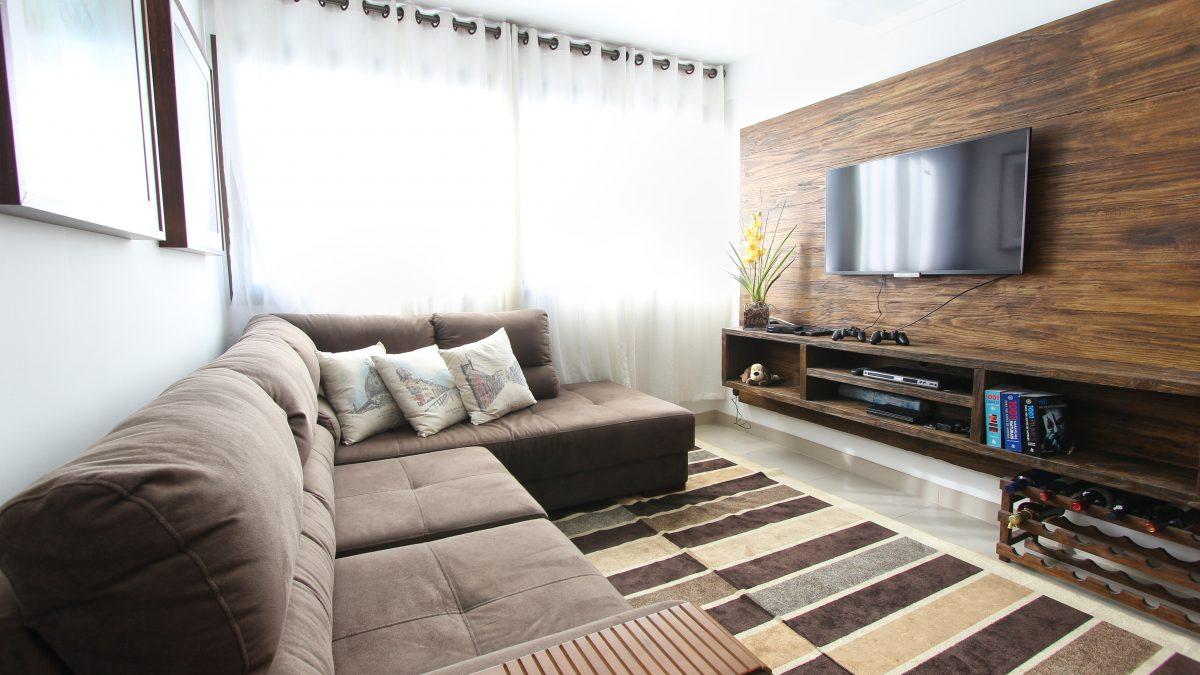 Jak urzadzic mały salon - gospodarujemy małe przestrzenie