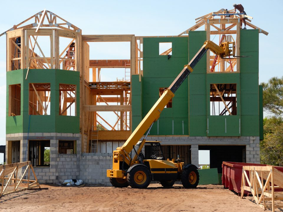 Koszt budowy domu - od czego zalezy